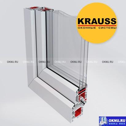 Металлопластиковые окна пвх и двери пвх профиль ''krauss-730.